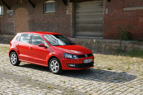 VW Polo - top 10 car for first time drivers